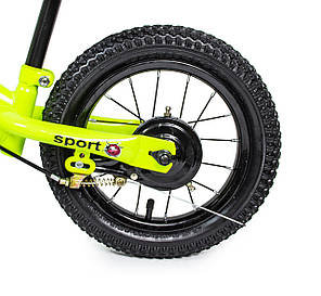 Велобег Scale Sports. Салатовый цвет., фото 2