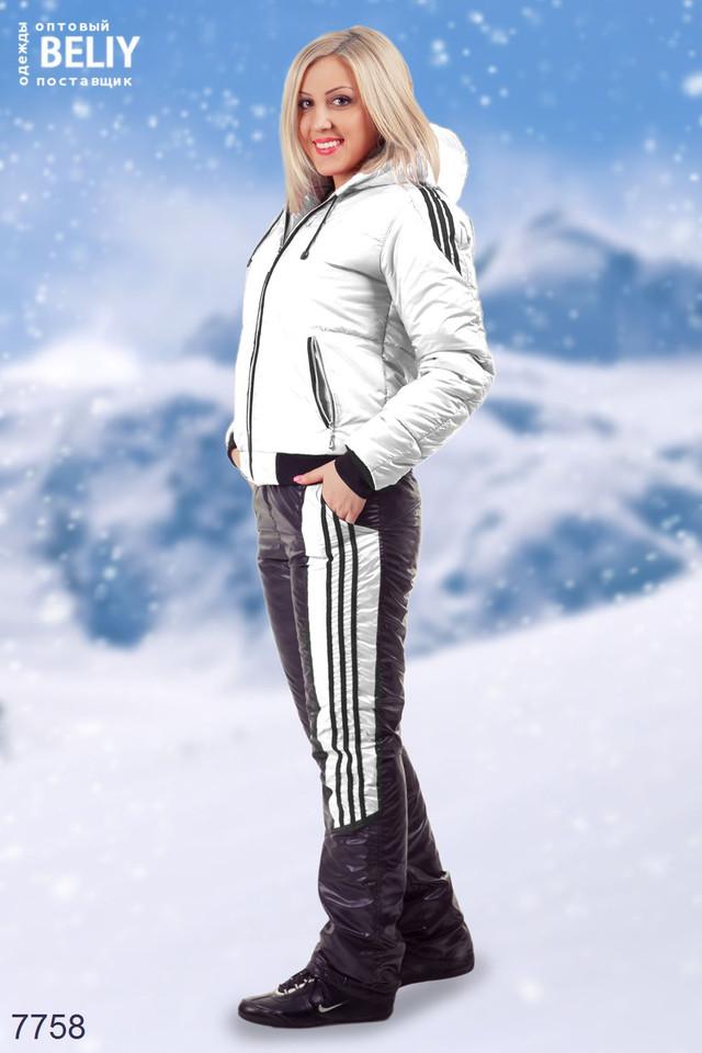 зимний спортивный костюм фото