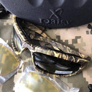 Тактические (стрелковые) очки Daisy X7