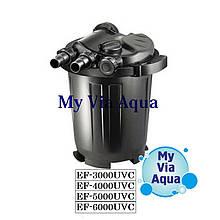 Напірний фільтр для ставка ViaAqua EF-4000UVС, Atman EF-4000UV