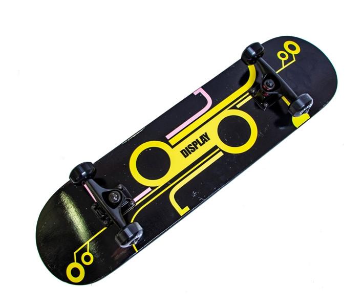 "Деревянный скейт скейтборд скейтборт ""Scale Sports"" Display groups"