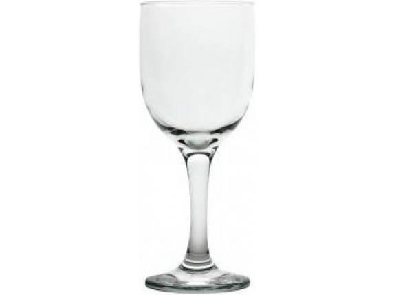 Набор бокалов для вина Royal (6шт)  240 мл ПУ, фото 2