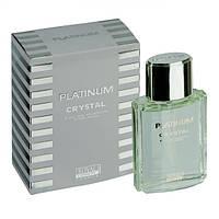 Парфюмированная вода Platinum Crystal (for Men) edt 100ml