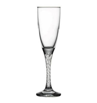 Набор фужеров для шампанского Twist (6шт) шамп 175мл, фото 2