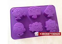 Пищевая силиконовая форма мультфильма SpongeBob SquarePants