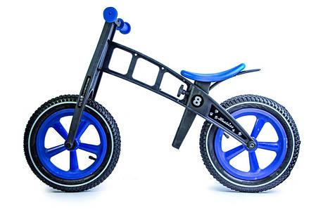 Велобег Balance Trike. Blue, фото 2