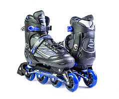 Ролики Scale Sports. Adult Skates 0935 -  Blue 41-44