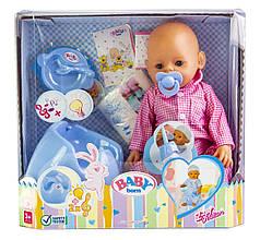 Кукла Baby Born (Бейби Борн) с аксессуарами, музыкальный горшок (В147) оптом
