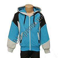 Трикотажный подростковый спортивный костюм  на девочек FZ1438P, фото 1