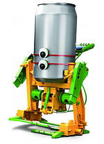 Конструктор CIC 21-616 Робот 6 в 1 на солнечных батареях, фото 2