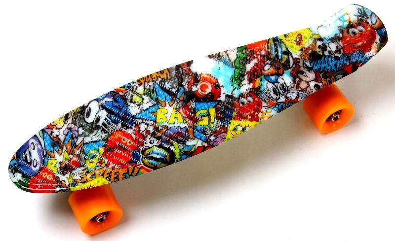 "Penny Board ""Graffiti"" Sponge Bob."
