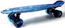 """Penny Board """"Spice"""" Blue, фото 2"""