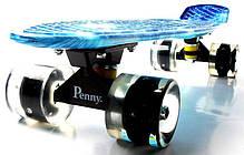 """Penny Board  """"Spice"""" Светящиеся колеса, фото 2"""