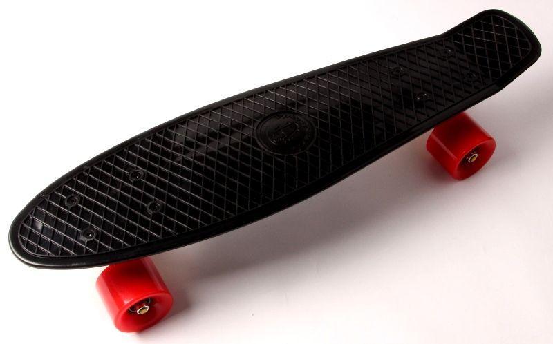 "Penny Board ""Fish"" Черный цвет 2."