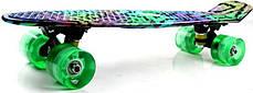 """Penny Board """"Star"""" Светящиеся колеса, фото 3"""