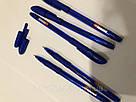 Ручка масляная Ellott Super ЕT2208 синяя, фото 5
