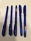 Ручка масляная Ellott Super ЕT2208 синяя, фото 6