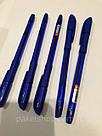Ручка масляная Ellott Super ЕT2208 синяя, фото 8