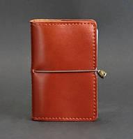 Кожаный кард-кейс 7.0 (светло-коричневый), фото 1