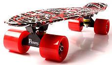 "Penny Board ""Red design"", фото 2"