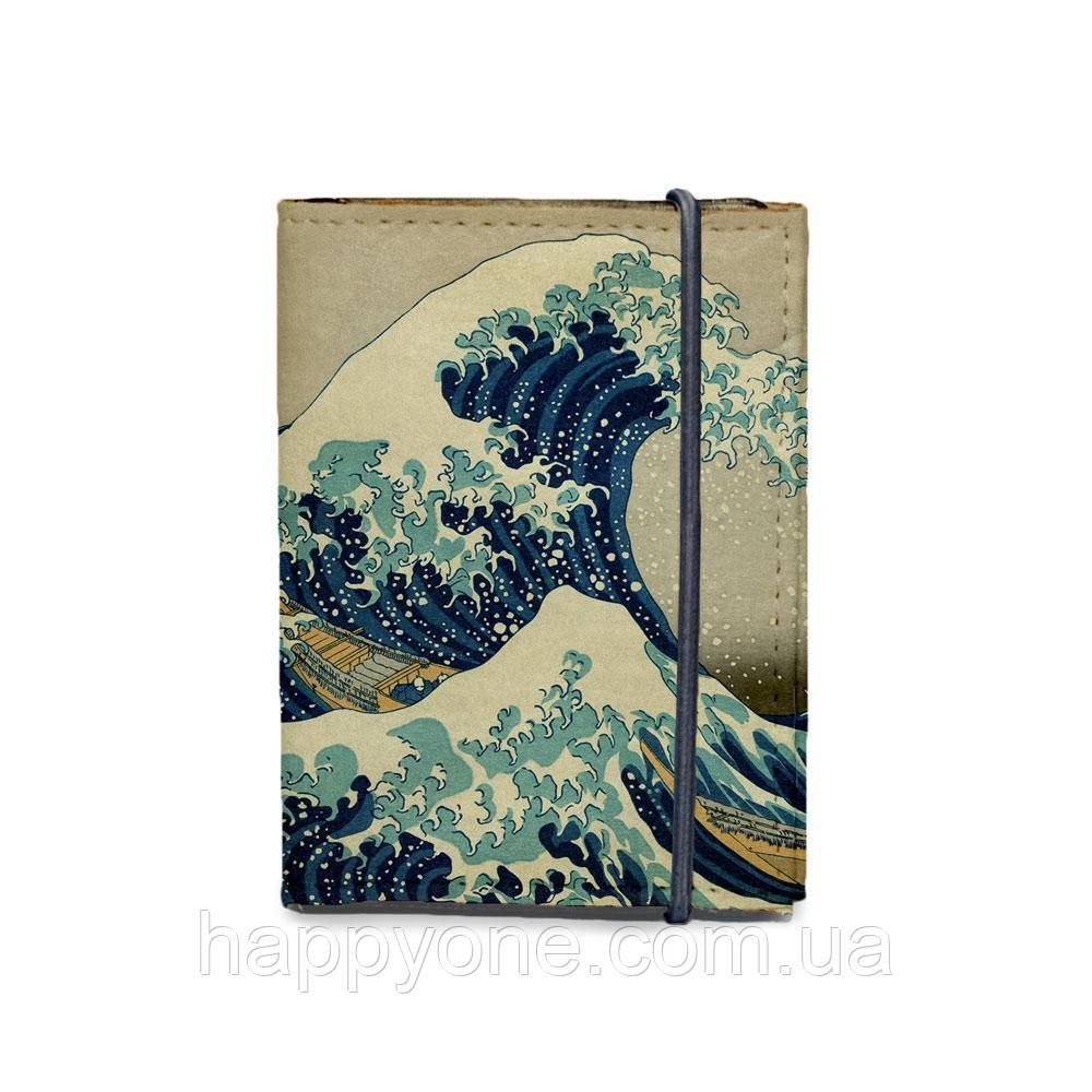 Кардхолдер Японская волна