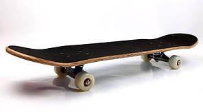 """Деревянный скейт скейтборд скейтборт  """"Cool Shark"""", фото 3"""