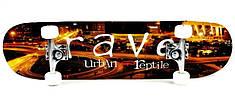 Скейт Urban Rave до 85 кг