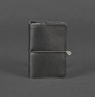 Кожаный кард-кейс 7.0 (черный), фото 1