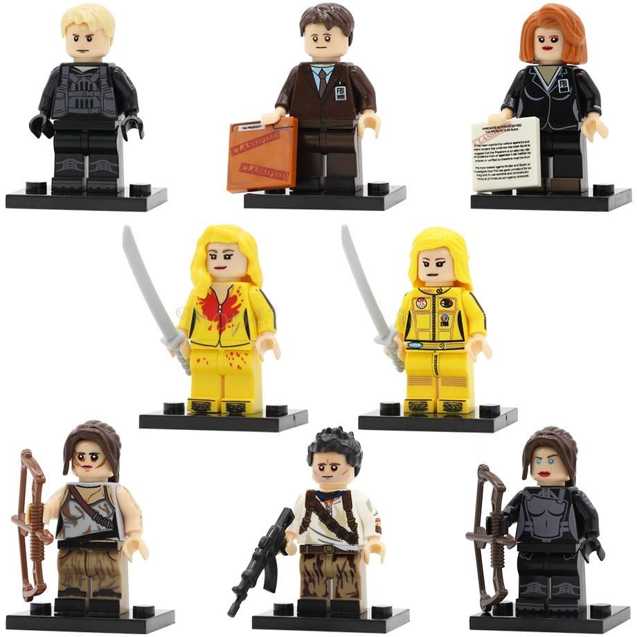 Фигурка Убить Билла Kill Bill Лего Lego