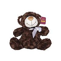 Мягкая игрушка Медведь коричневый 33 см Grand Classic 3302GMB, фото 1