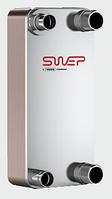 Пластинчатый паяный теплообменник Swep V400
