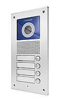 Відеопанель Commax DRC-4UCС / з камерой 500 ТВЛ/ Pal/на 4 абонента/Обережно! Цінопад!