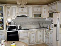 Кухня классика с патиной, фото 1