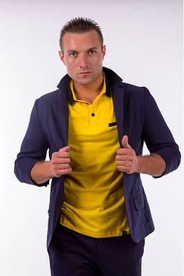Оригинальный мужской легкий пиджак прилегающего кроя, с боковыми накладными карманами на пуговке, бежевый, белый, темно-синий, терракотовый,