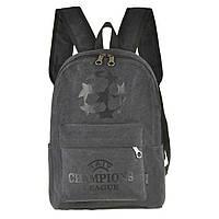 Рюкзак молодёжный BAIYUN брезент 43х31x17  ксВУ712ч