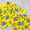 Детская пижама в расцветках для мальчика и девочки