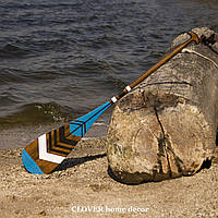 Весло деревянное декоративное, фото 1