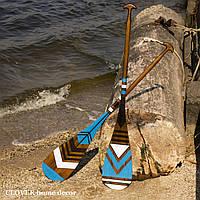 Весла деревянные декоративные (2шт), фото 1