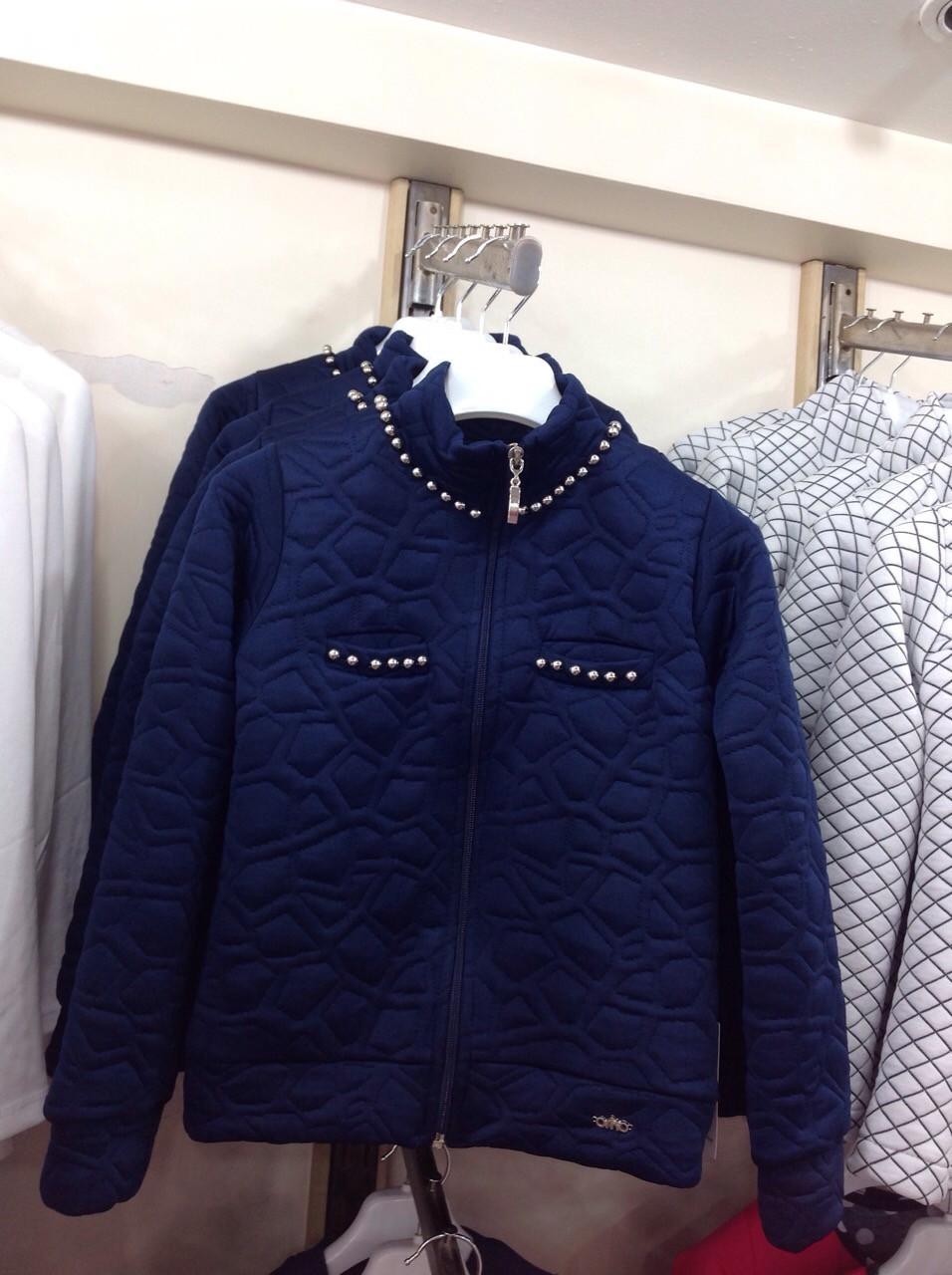 36600fc9929b Детская одежда оптом Куртка для девочек Orko оптом р.8-12 лет, цена ...