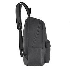 Рюкзак CONVERSE молодёжный 43х31x17 брезент ксВУ738-1ч, фото 3