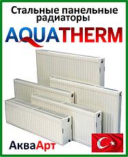 Стальные панельные радиаторы Aquaterm