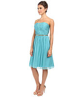 Голубое платье Donna Morgan, фото 1