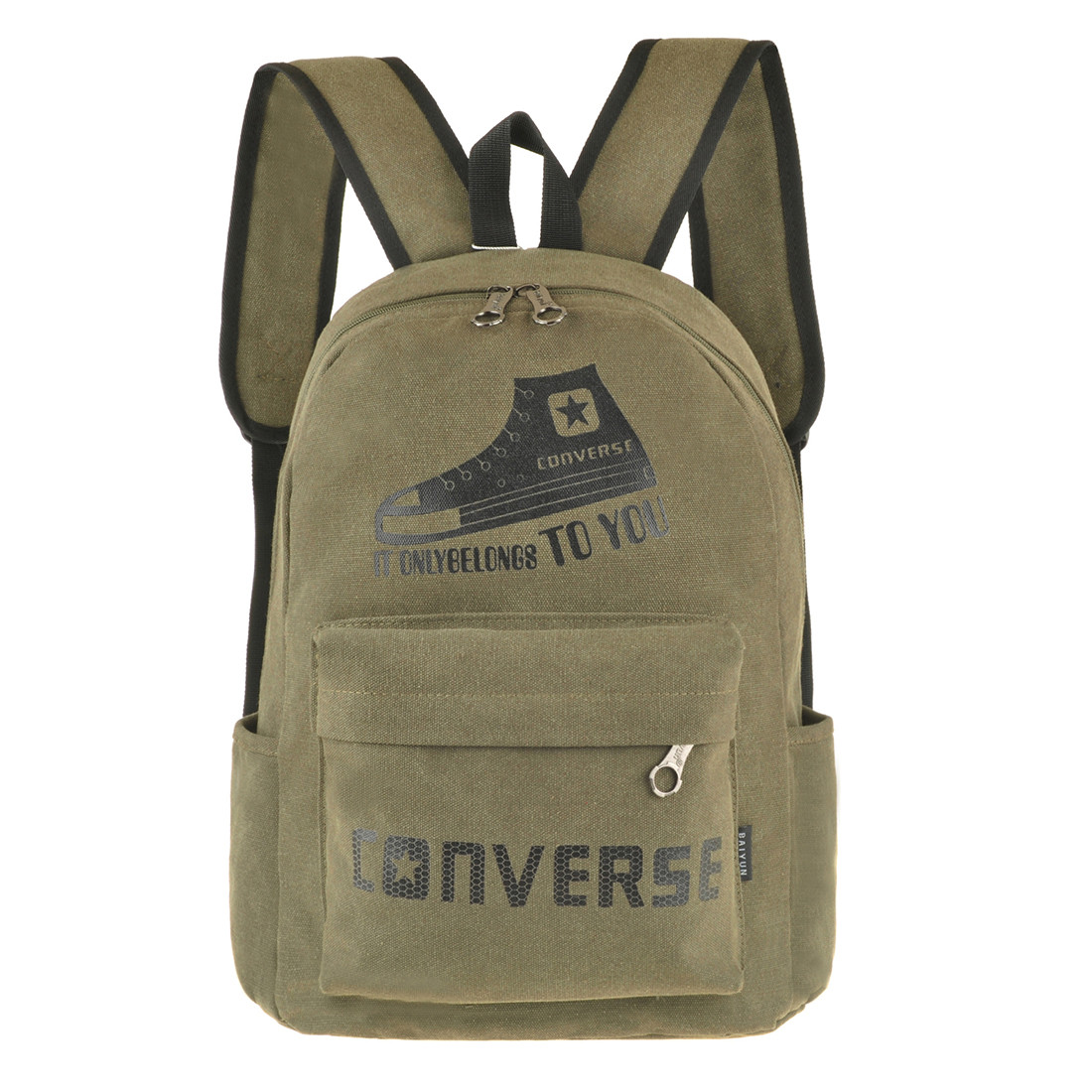 Рюкзак молодёжный CONVERSE брезент 43х31x17  ксВУ738-1х