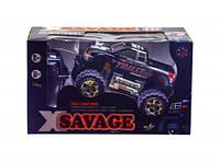 """Машинка """"Savage: Пикап"""" на радиоуправлении (черная) 5502ABC 7Toys (TC111046)"""