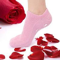 Зволожуючі Гелеві Шкарпетки Spa Gel Socks СПА Шкарпетки, фото 1
