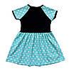 Летнее платье для девочки. 104, 110, 116 см, фото 2