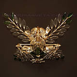 Люстра хрустальная припотолочная IMPERIA восьмиламповая LUX-352266, фото 2