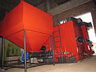 Котел на щепе , лузге, шелухе 500 кВт, бункер 2 м. куб., фото 9