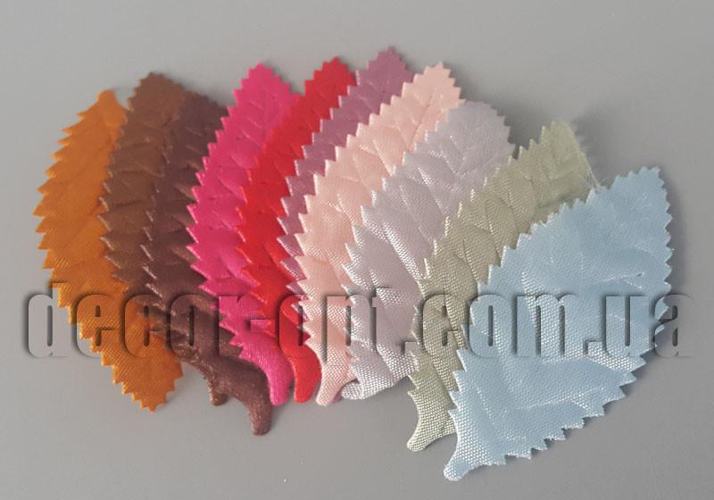 Набор цветных листьев 5см/10шт