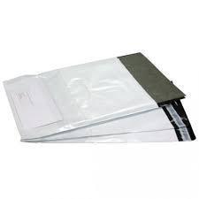 Пакеты (А4+) курьерские 250(+ 40 мм клапан)*360 мм + карман для док